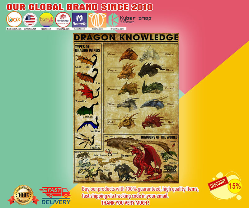Dragon Knowledge Poster3
